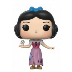 Blancanieves y los Siete Enanitos POP! Disney Vinyl Figura Blancanieves (Maid Outfit) 9 cm