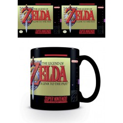 Super Nintendo Taza Zelda A Link To The Past