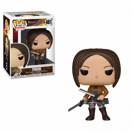 Attack on Titan POP! Animation Vinyl Figura Ymir 9 cm