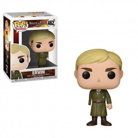 Attack on Titan POP! Animation Vinyl Figura Erwin (One-Armed) 9 cm