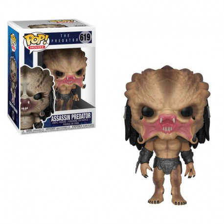 The Predator POP! Movies Vinyl Figura Assassin Predator 9 cm