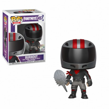 Fortnite POP! Games Vinyl Figura Burnout 9 cm