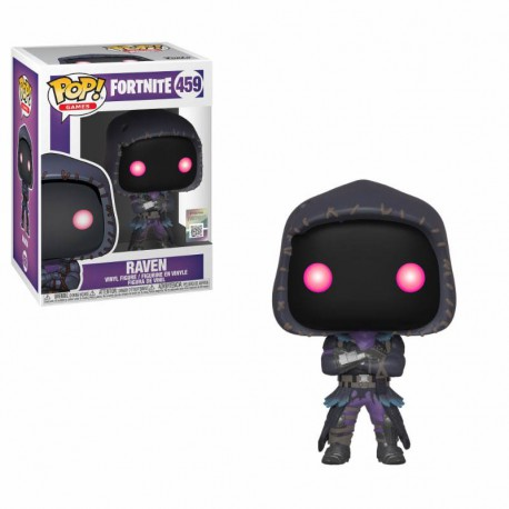 Fortnite POP! Games Vinyl Figura Raven 9 cm