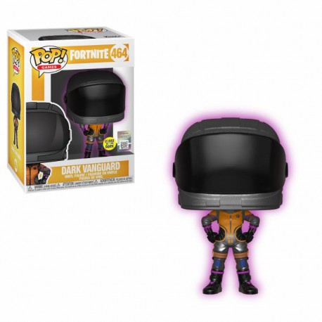 Fortnite POP! Games Vinyl Figura Dark Vanguard GITD 9 cm