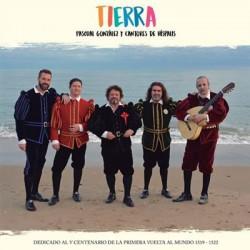 CD PASCUAL GONZALEZ Y CANTORES DE HISPALIS -TIERRA-