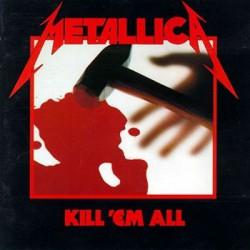 CD METALLICA -kill ém all-