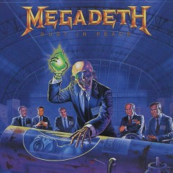 CD MEGADETH -Rust in Peace-