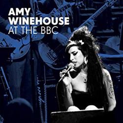 CD+DVD AMY WINEHOUSE -AT THE BBC-