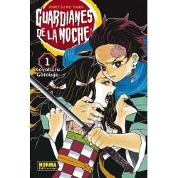 GUARDIANES DE LA NOCHE 1