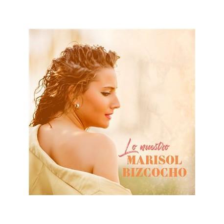 CD MARISOL BIZCOCHO -LO NUESTRO-