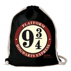 Harry Potter Bolso de tela Platform 9 3/4