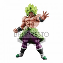 Dragonball Super Figura Big Size King Clustar SuperSaiyan Broly (Full Power) 30 cm