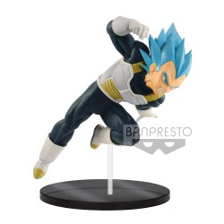Dragonball Super Movie Figura Ultimate Soldiers Super Saiyan God Super Saiyan Vegeta 18 cm