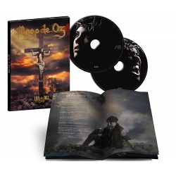 CD MAGO DE OZ -IRA DEI- 2CD