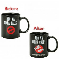 "Taza Ghostbusters ""Who You Gonna Call """