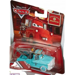 Cars -Disney Pixar - Car Toons! - Dr. Mater