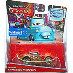 Cars -Disney Pixar - Lightning McQueen