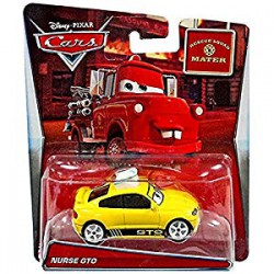 Cars -Disney Pixar -Nurse Gto-