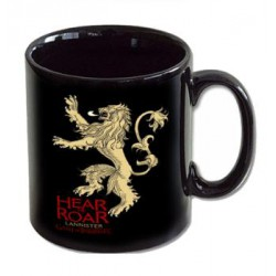 HEAR ME ROAR LANNISTER TAZA CERAMICA GAME OF THRONES