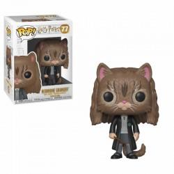 Harry Potter POP! Movies Vinyl Figura Hermione as Cat 9 cm