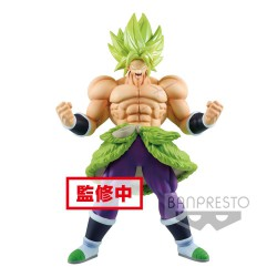 Dragonball Super Estatua PVC Cyokuku Buyuden Super Saiyan Broly Full Power 23 cm