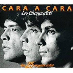 CD LOS CHUNGUITOS -CARA A CARA- 25 EXITOS