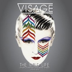 CD VISAGE -THE WILD LIFE-THE BEST OF