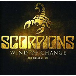 CD SCORPIONS -THE COLLECTION- WIND OF CHANGE
