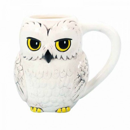 Harry Potter Taza 3D Shaped Hedwig