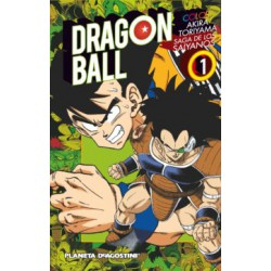 DRAGON BALL SAIYAN Nº01/03