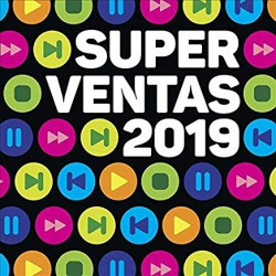 CD VARIOS - SUPERVENTAS 2019 - 2CD