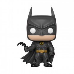 Batman 80th POP! Heroes Vinyl Figura Batman (1989) 9 cm