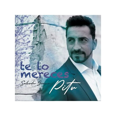 CD SALVADOR GARCIA -PITU- TE LO MERECES