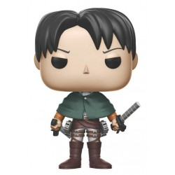 Attack on Titan POP! Vinyl Figura Levi Ackerman 10 cm