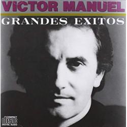 CD VICTOR MANUEL -GRANDES EXITOS-