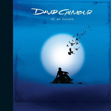CD DAVID GILMOUR -ON AN ISLAND-