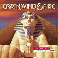 CD EARTH, WIND & FIRE -DEFINITIVE COLLECTION-