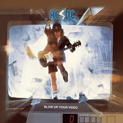 CD AC/DC -Blow Up Your Video -