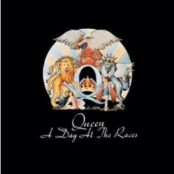 CD QUEEN -A DAY AT THE RACES-