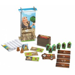 KINGDOMINO - AGE OF GIANTS - EXPANSION