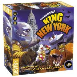King of New York Juego de Tablero -Devir-