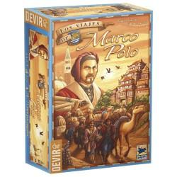 Marco Polo -Los Viajes de- Juego de Tablero -Devir-