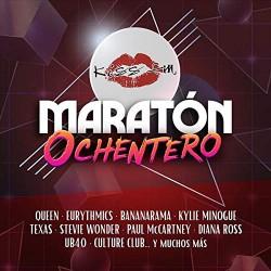 CD KISS FM -MARATÓN OCHENTERO-  2CD