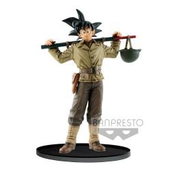 Dragonball Z Estatua PVC BWFC Son Goku Normal Color Ver. 18 cm