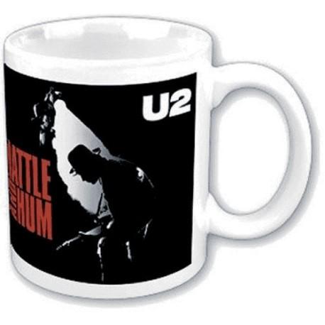 U2 Taza - Rattle & Hum- Cerámica