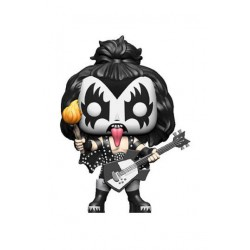 Kiss POP! Rocks Vinyl Figura The Demon 9 cm