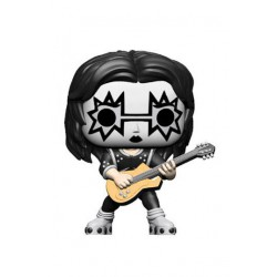 Kiss POP! Rocks Vinyl Figura Spaceman 9 cm