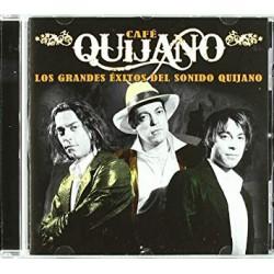 CD CAFE QUIJANO-LOS GRANDES EXITOS DEL SONIDO QUIJANO-