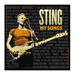 CD STING -MY SONGS-