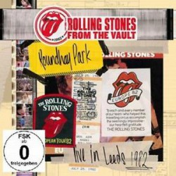 CD ROLLING STONES -FROM THE VAULT- 2Cd+Dvd